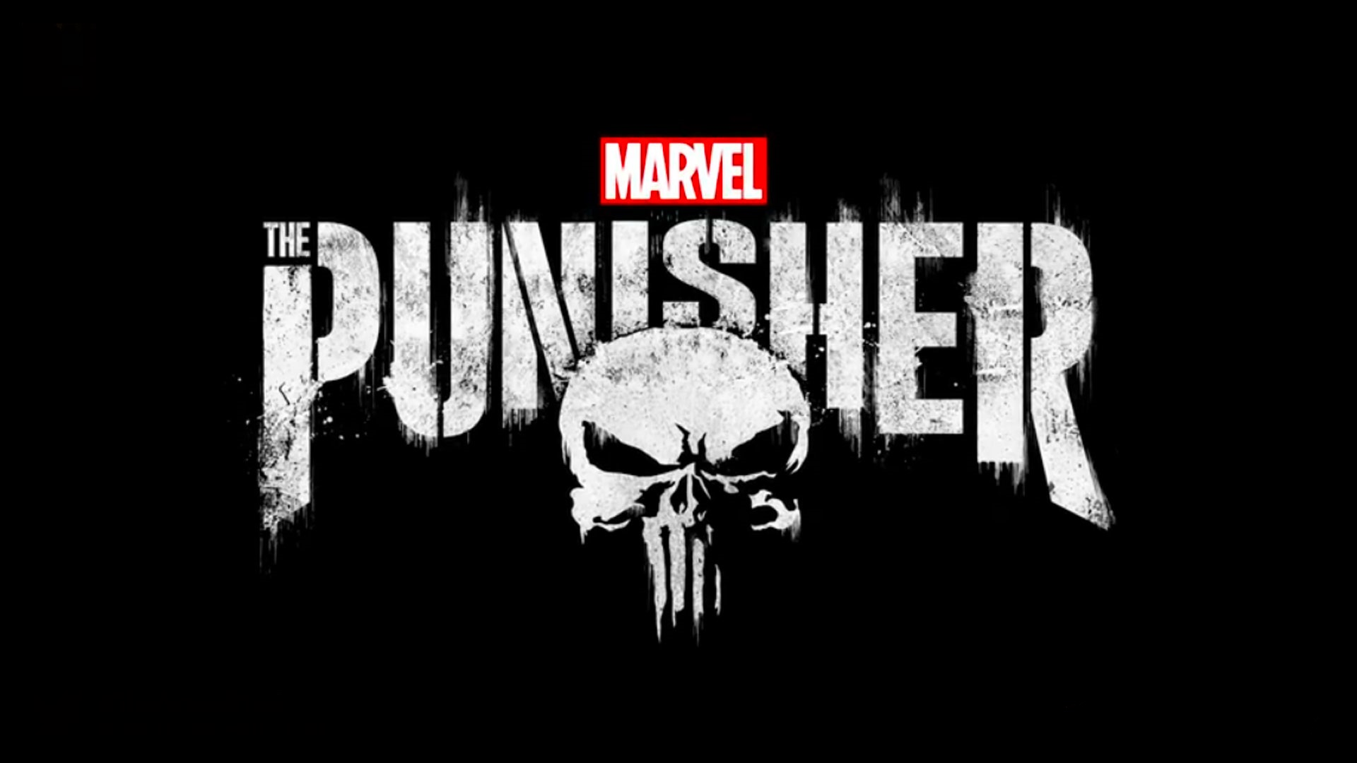 the punisher official logo hd wallpaper background image