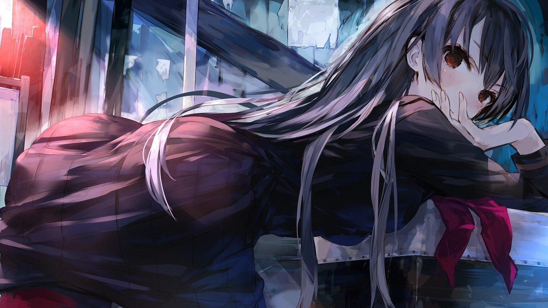 Tasogare Otome X Amnesia Hd Wallpaper Background Image