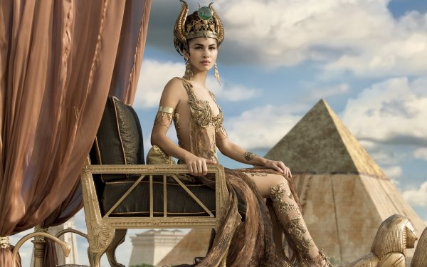 Movie Gods Of Egypt Elodie Yung HD Wallpaper | Background Image