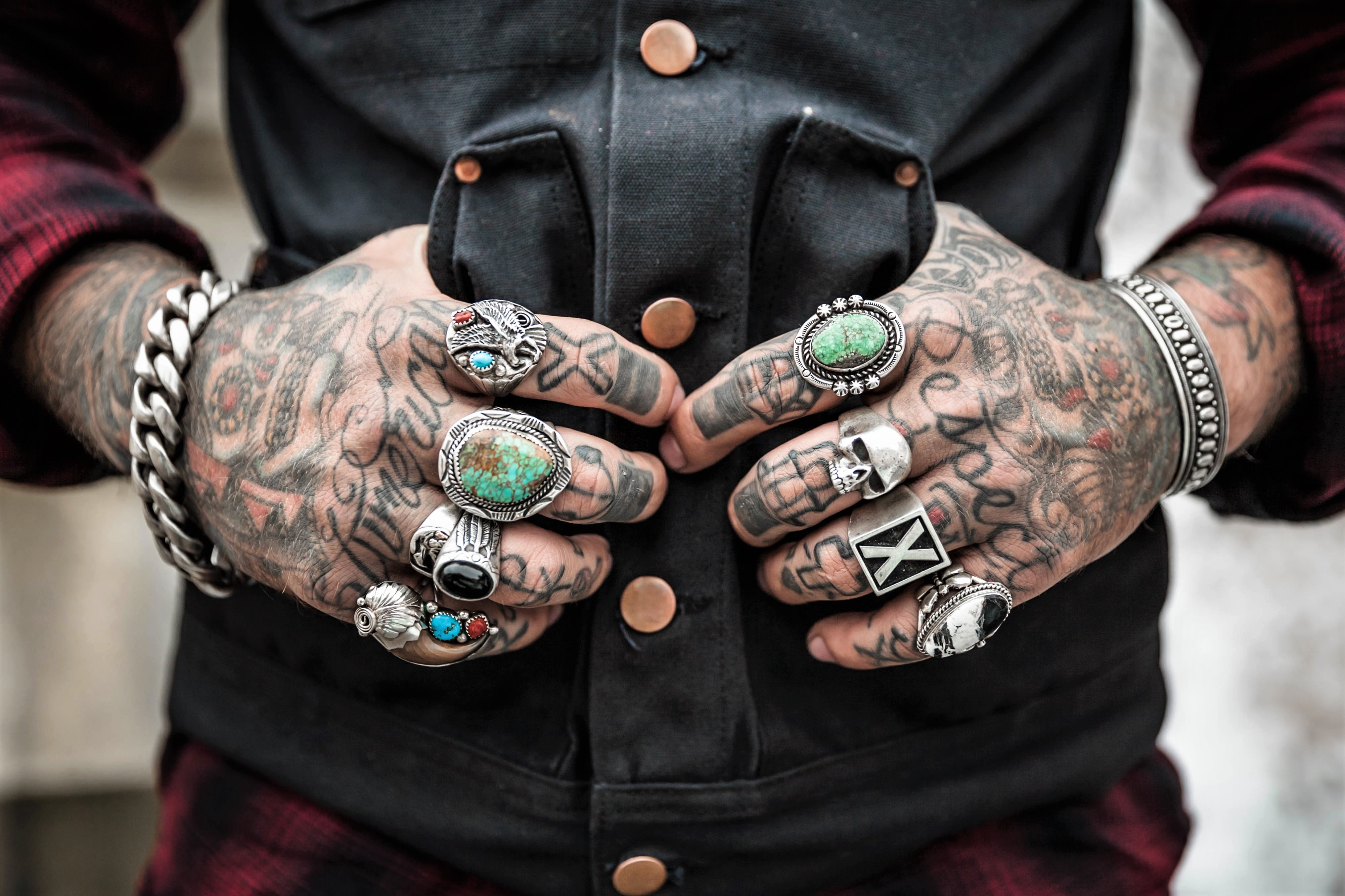 Tattoos and Rings