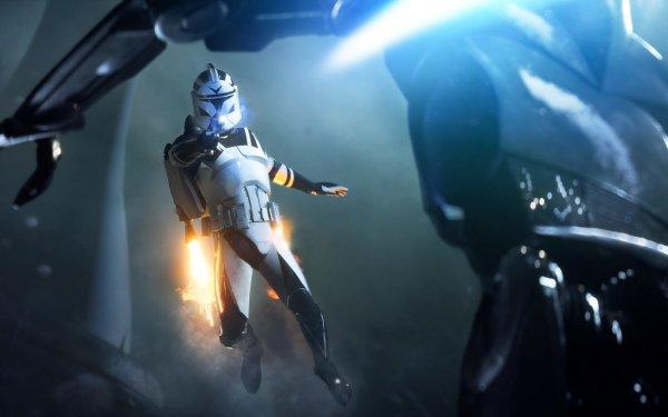 Video Game Star Wars: Battlefront II Star Wars Star Wars Battlefront II Sci Fi Futuristic HD Wallpaper | Background Image