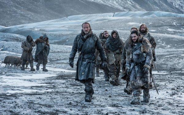 TV Show Game Of Thrones Jorah Mormont Beric Dondarrion Jon Snow Sandor Clegane Iain Glen Kit Harington Rory McCann Richard Dormer HD Wallpaper | Background Image