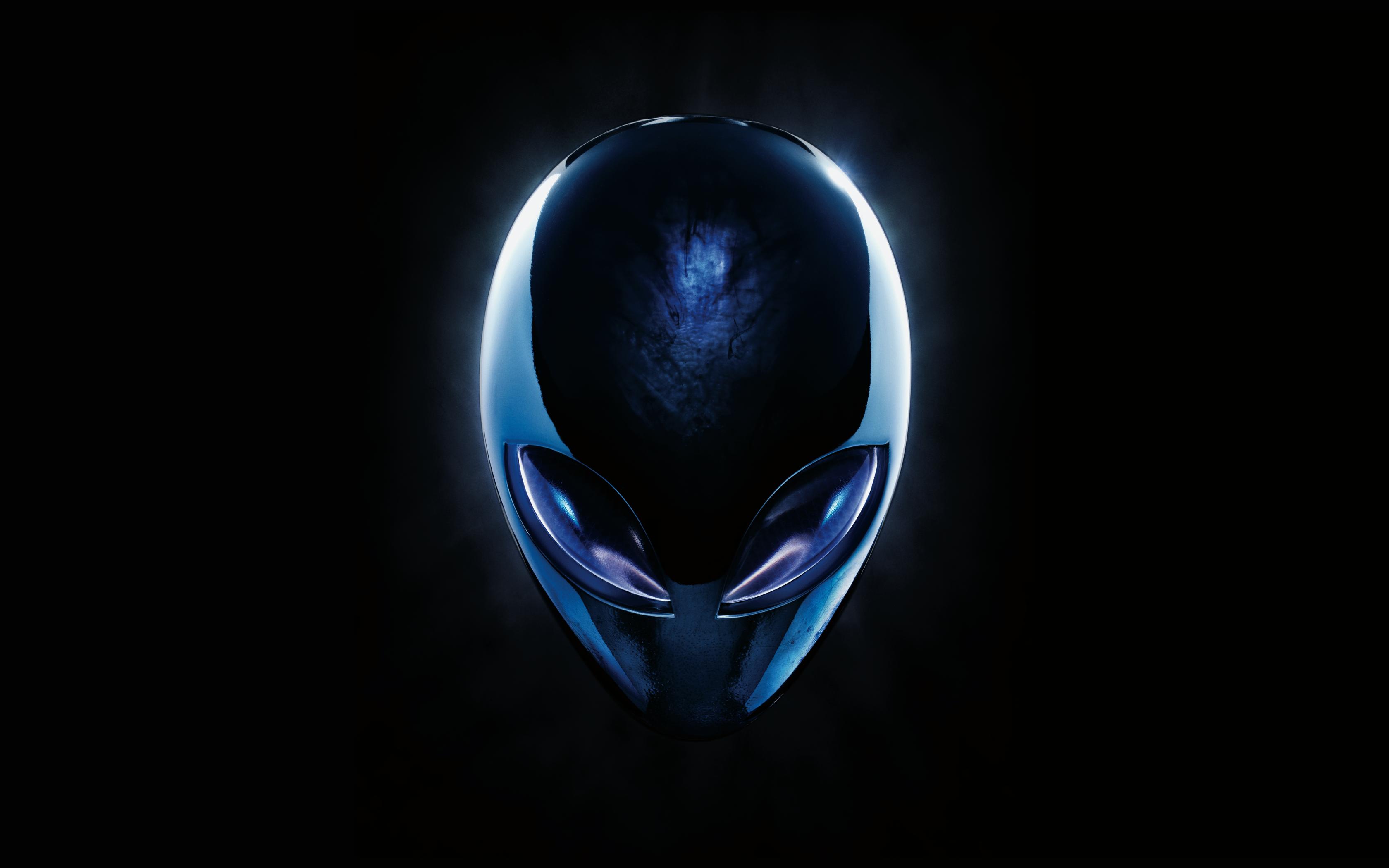 Teknologi - Alienware  - Techno Bakgrund
