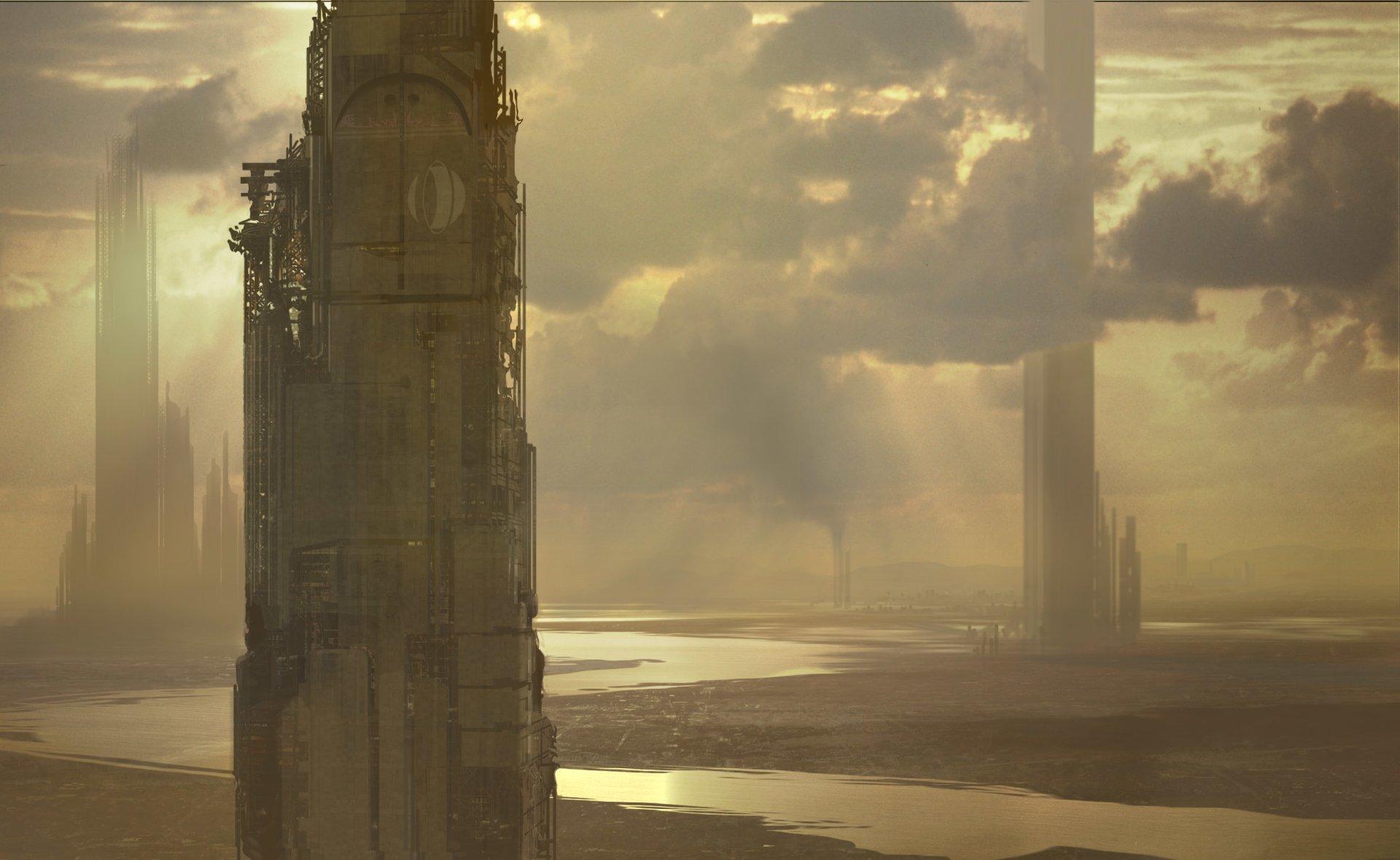 Sci Fi - Landscape  Wallpaper