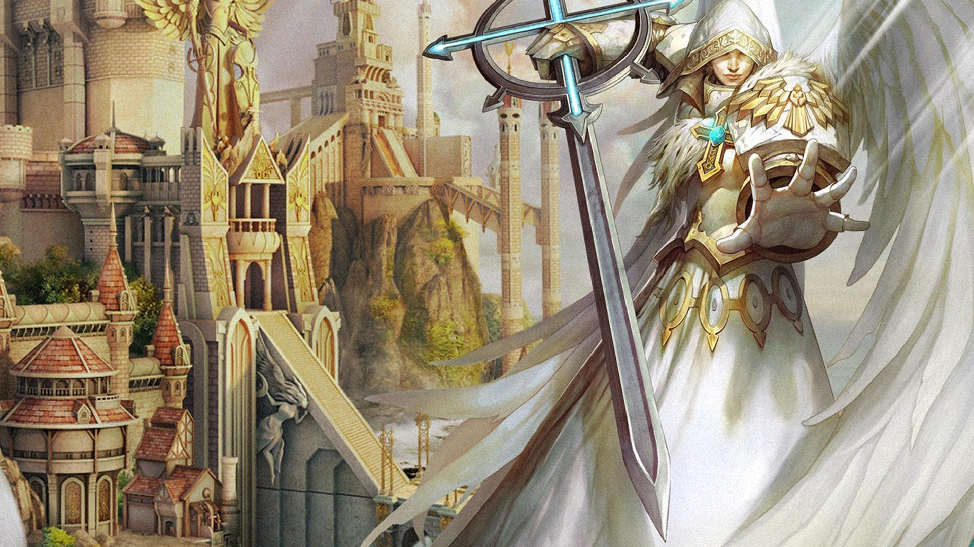 Heroes Of Might And Magic V Hd Wallpaper Background Image