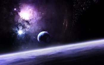 Научная фантастика - Space Wallpapers and Backgrounds ID : 87367