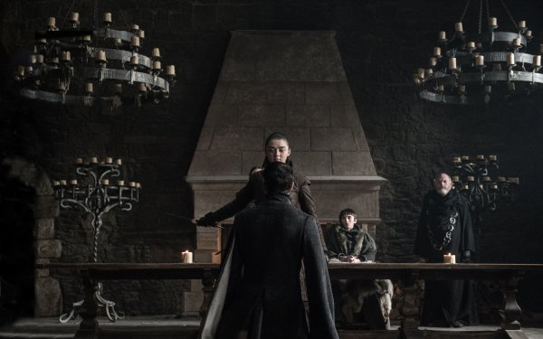 TV Show Game Of Thrones Arya Stark Maisie Williams Petyr Baelish Aidan Gillen Bran Stark Isaac Hempstead-Wright HD Wallpaper | Background Image