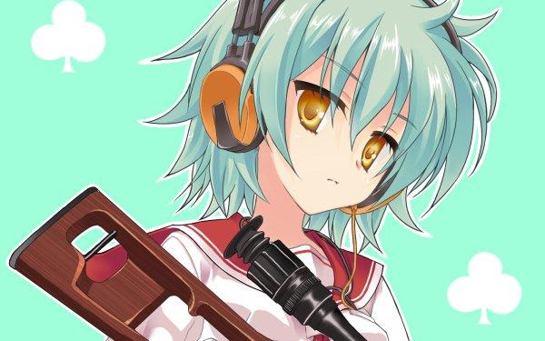 Anime Aria The Scarlet Ammo Reki HD Wallpaper | Background Image