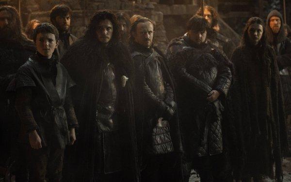 TV Show Game Of Thrones Jon Snow Kit Harington Dolorous Edd Ben Crompton Samwell Tarly John Bradley Gilly Hannah Murray HD Wallpaper | Background Image