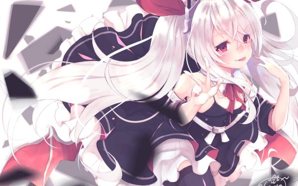 Anime Azur Lane Vampire HD Wallpaper | Background Image