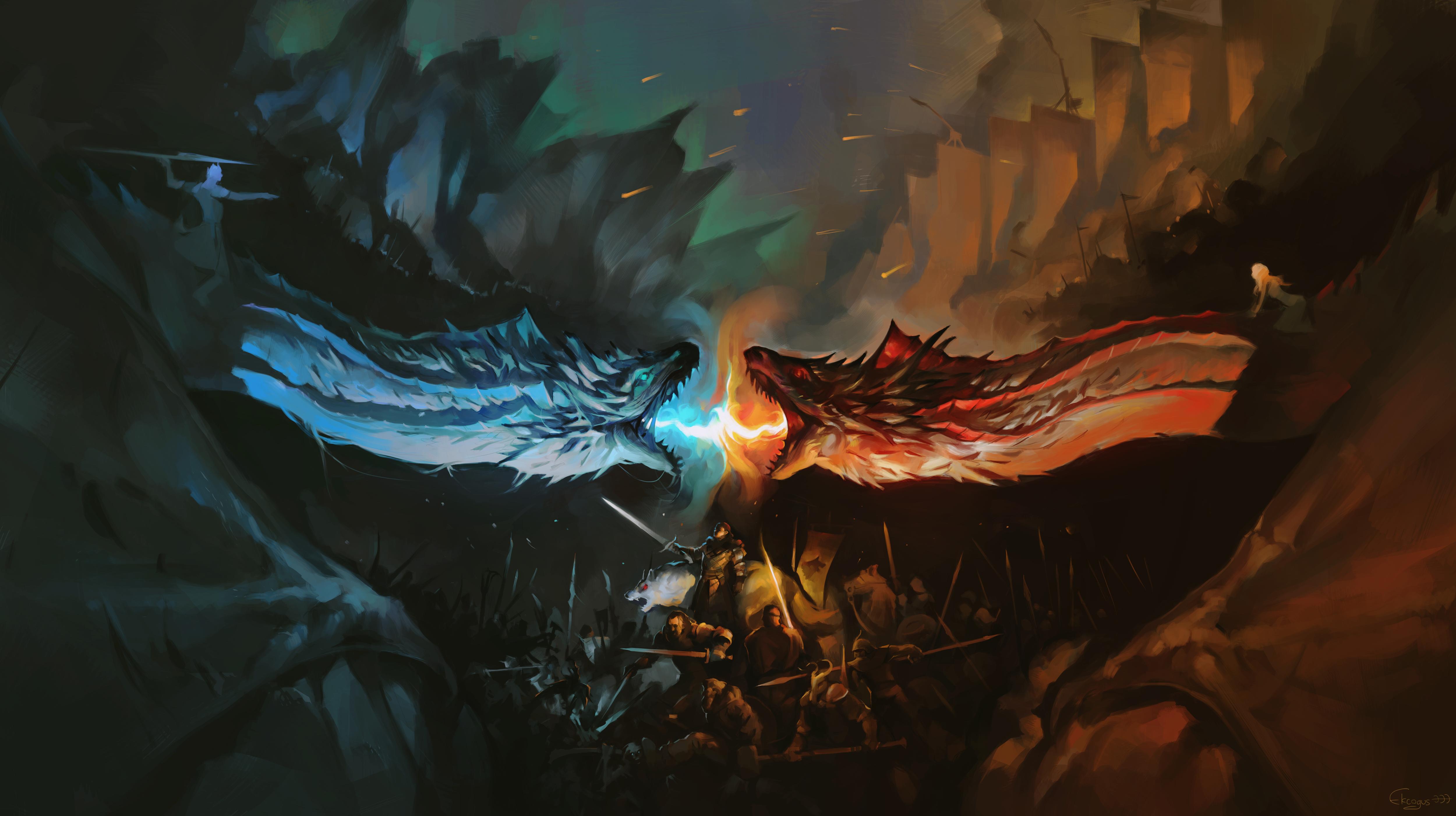 Game Of Thrones 4k Ultra Hd Wallpaper Hintergrund