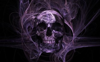 HD Wallpaper | Background Image ID:87739. 1920x1440 Dark Skull