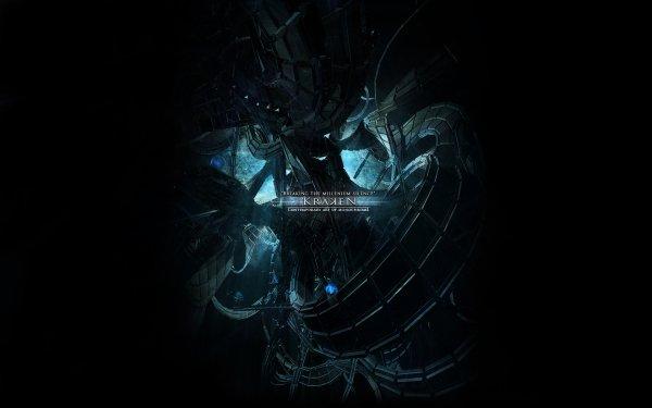 Sci Fi Other Machine Kraken Dark Robot HD Wallpaper | Background Image