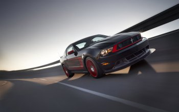 Vehicles - Mustang Wallpapers and Backgrounds