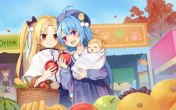 Anime Azur Lane Helena Cleveland HD Wallpaper | Background Image