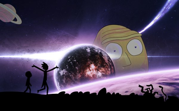 TV Show Rick and Morty Rick Sanchez Morty Smith HD Wallpaper | Background Image