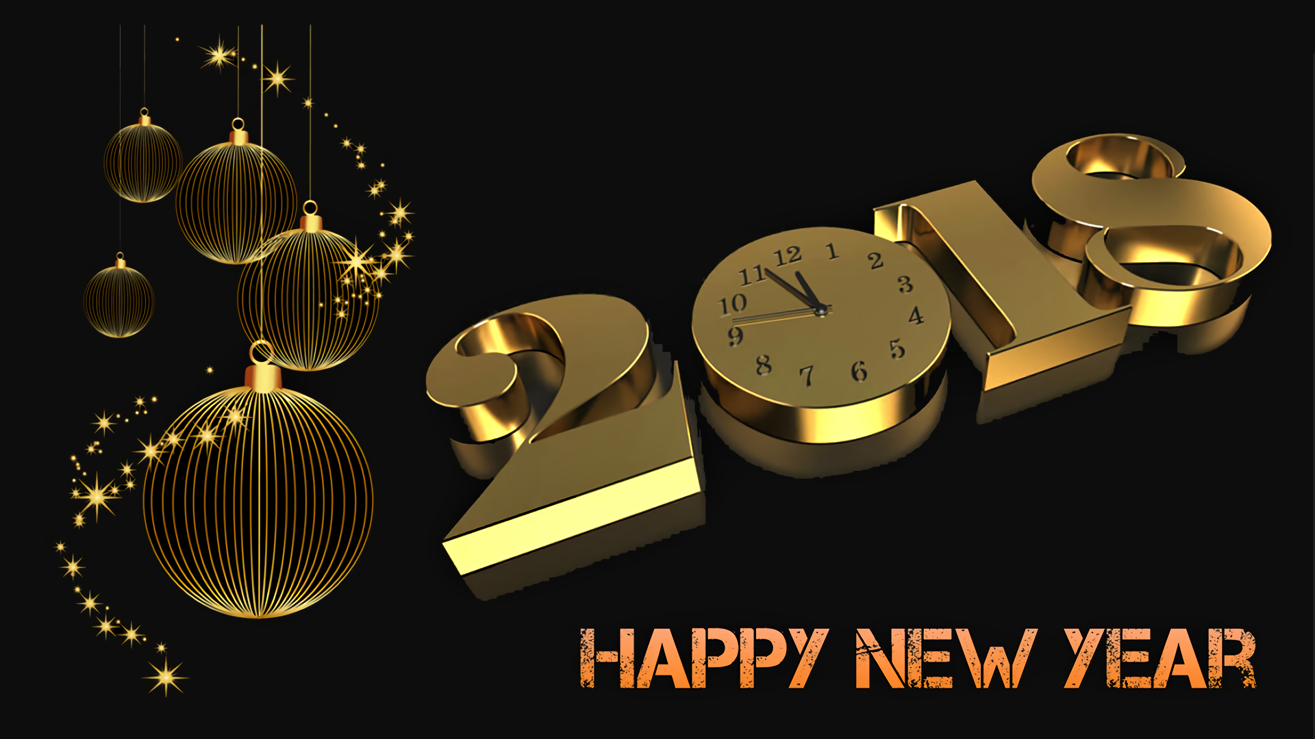 198 Happy New Year Hd Wallpapers Background Images Wallpaper Abyss