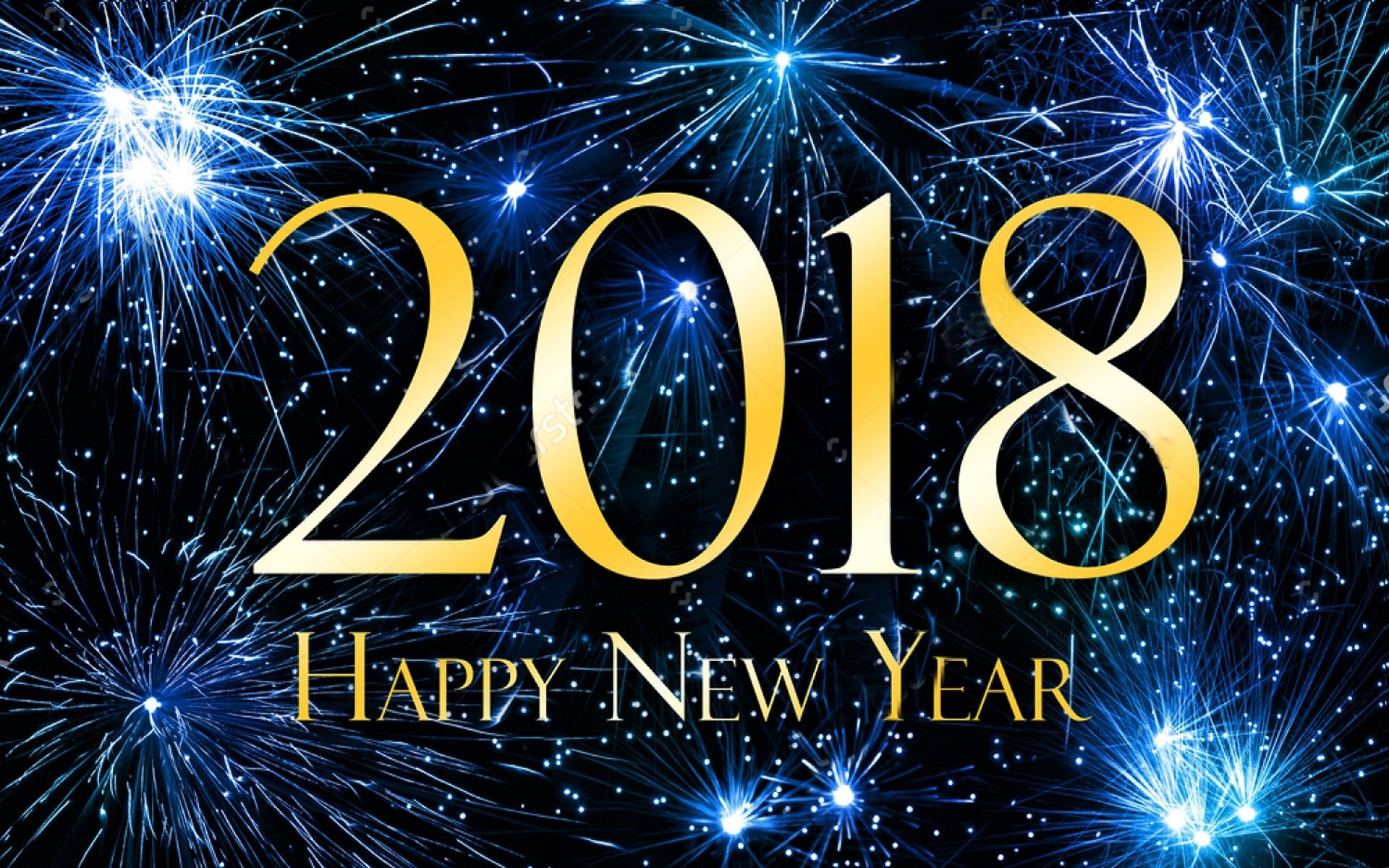 new year 2018 wallpapers id880824