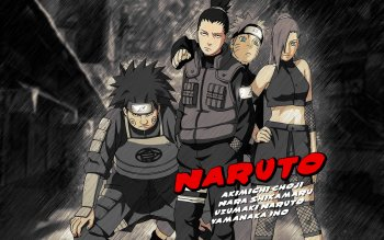 Anime - Naruto Wallpapers and Backgrounds