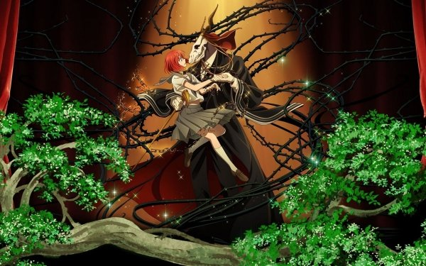 Anime The Ancient Magus' Bride Elias Ainsworth Chise Hatori HD Wallpaper | Background Image