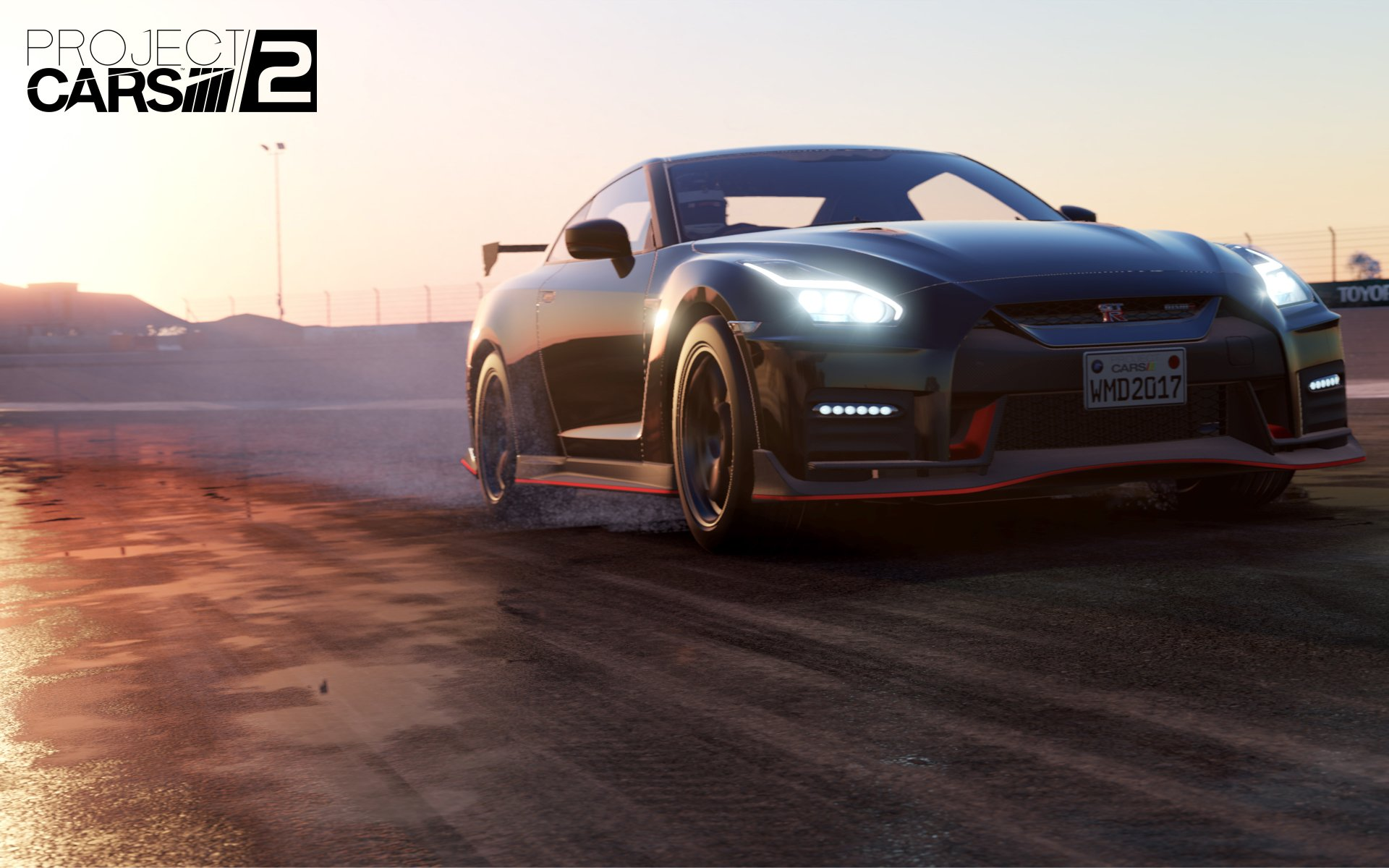 Video Game - Project Cars 2  Nissan Nissan GT-R Car Wallpaper