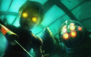 Video Game - Bioshock Wallpapers and Backgrounds ID : 88107