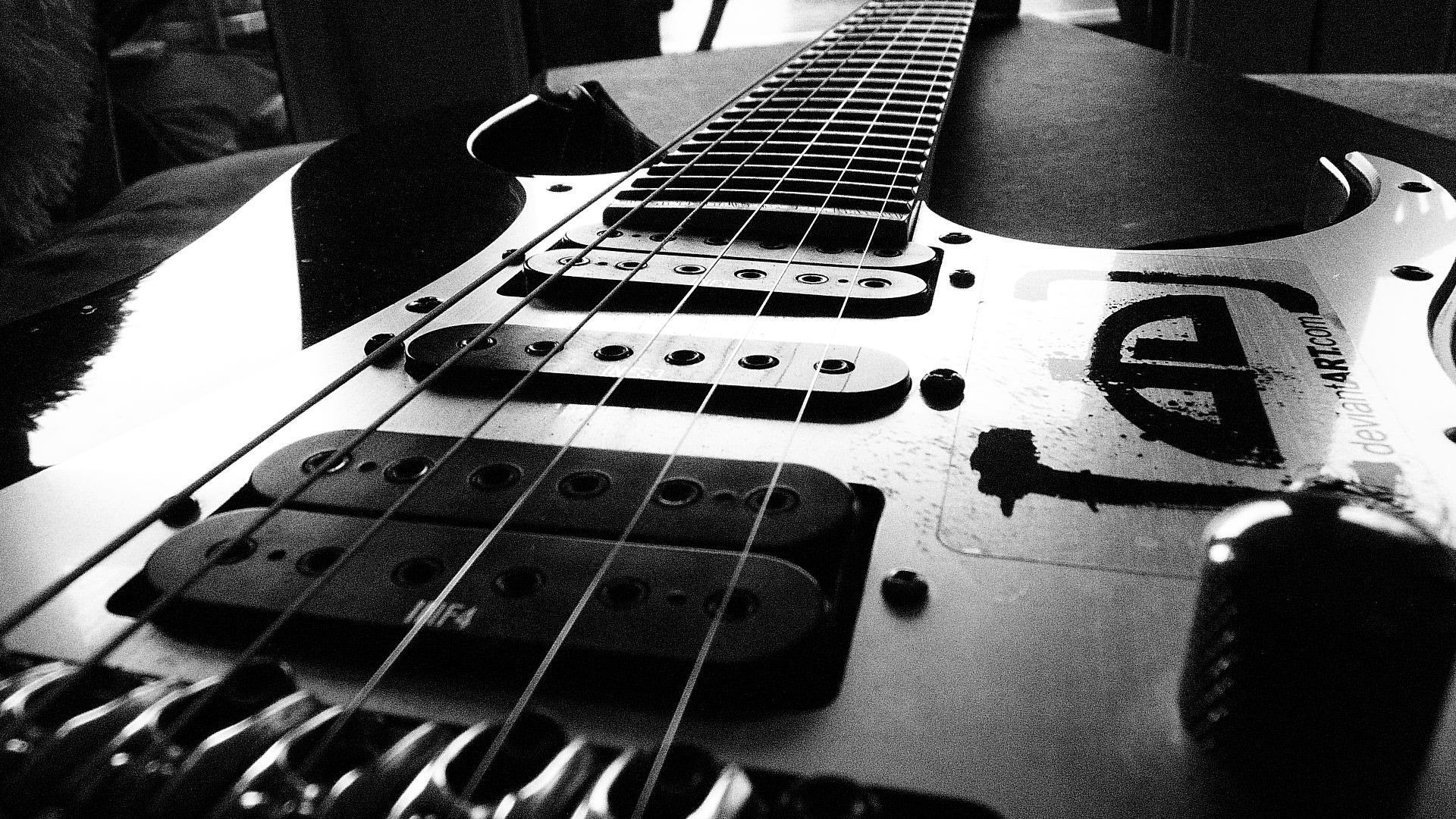 Gitarre Full HD Wallpaper and Hintergrund | 1920x1080 | ID ...