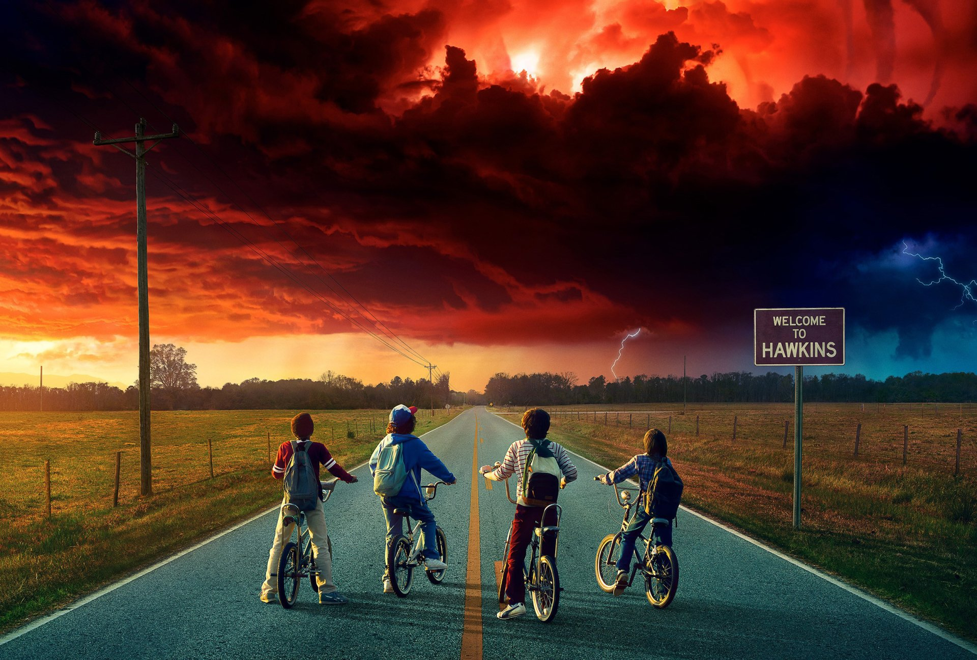 105 Stranger Things Hd Wallpapers Background Images Wallpaper