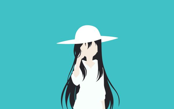 Anime Accel World Minimalist Kuroyukihime HD Wallpaper | Background Image