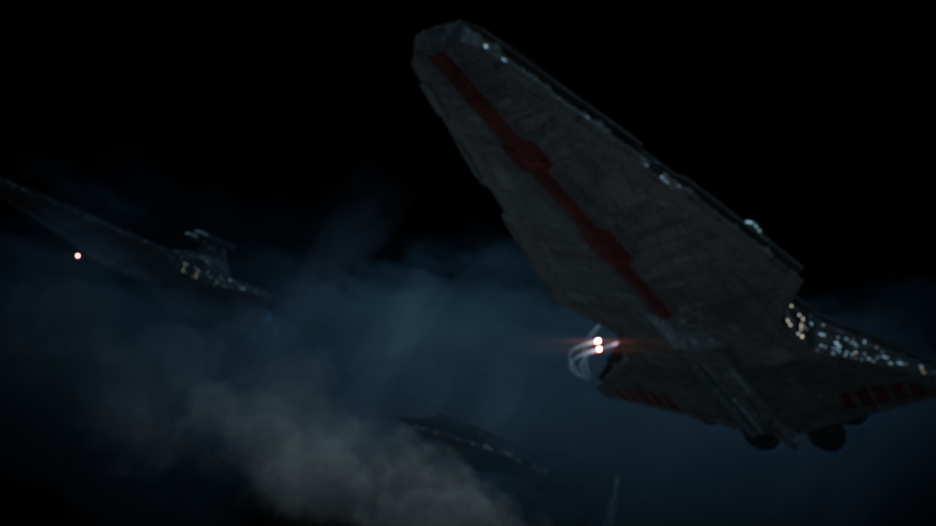 4 Venator Class Star Destroyer Hd Wallpapers Background Images