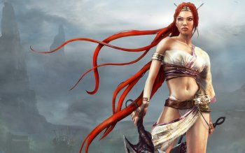 Video Game - Heavenly Sword Wallpapers and Backgrounds ID : 88495
