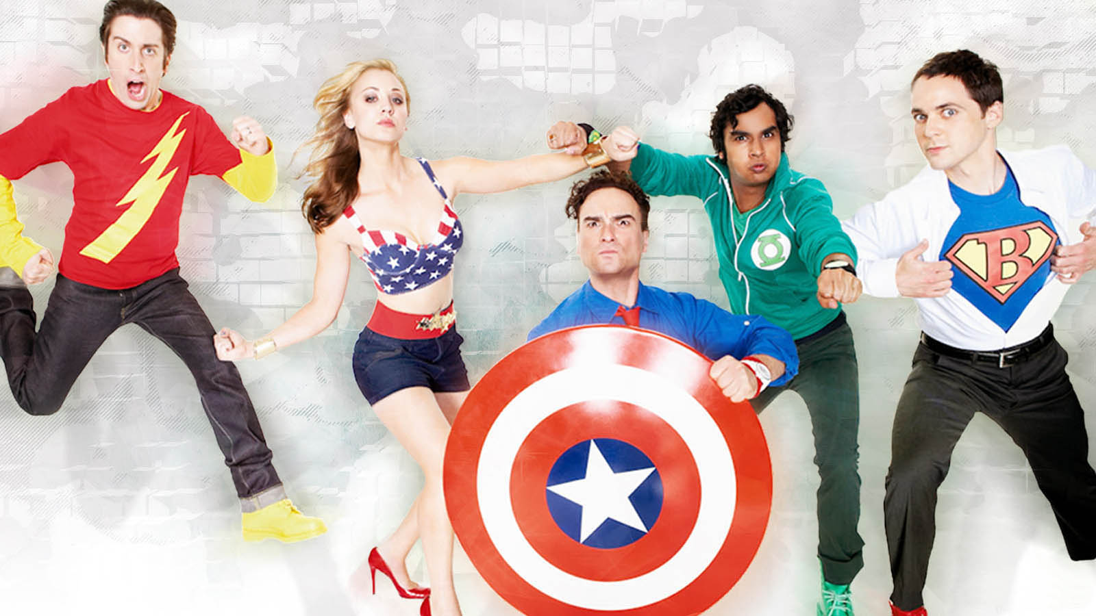 the big bang theory wallpaper and background image | 1600x900 | id