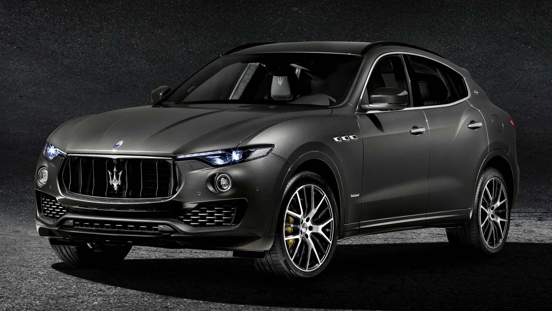 2017 Maserati Levante GranSport HD Wallpaper