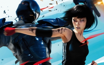 Video Game - Mirror's Edge Wallpapers and Backgrounds ID : 88505