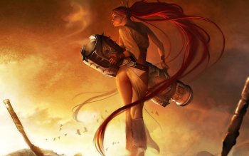 Video Game - Heavenly Sword Wallpapers and Backgrounds ID : 88507