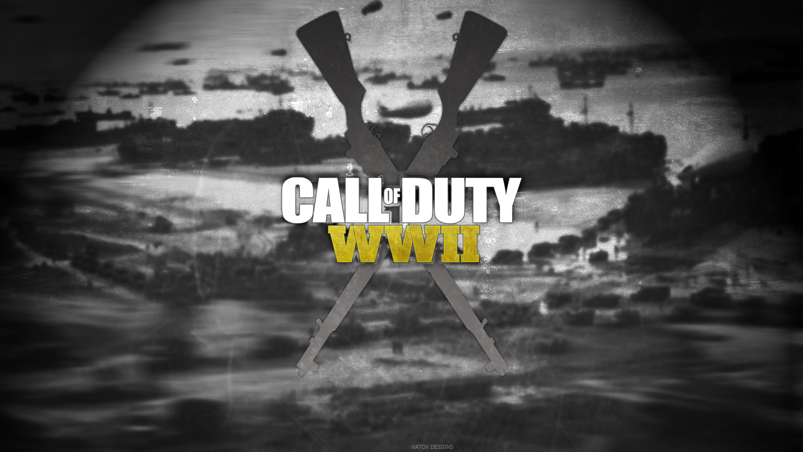 Call Of Duty Wwii Hd Wallpaper Background Image 2560x1440