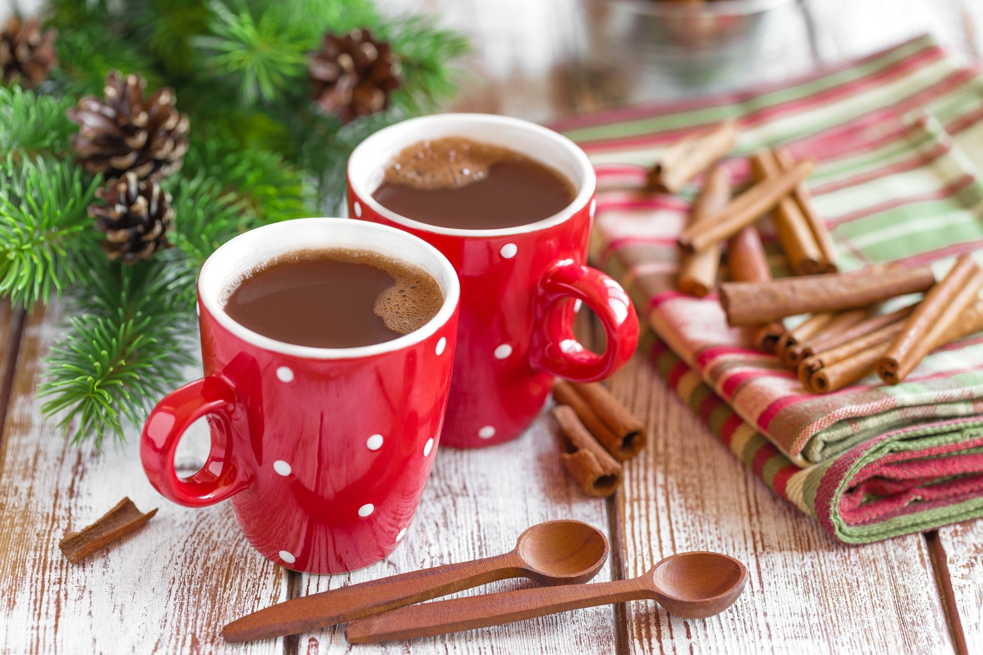 Food - Hot Chocolate  Cup Cinnamon Wallpaper