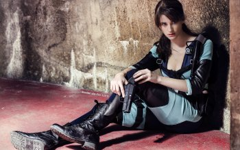 9 Jill Valentine Hd Wallpapers Background Images