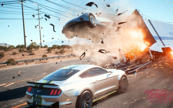 Video Game Need for Speed Payback Need for Speed Ford Ford Mustang GT Need For Speed Car HD Wallpaper | Background Image