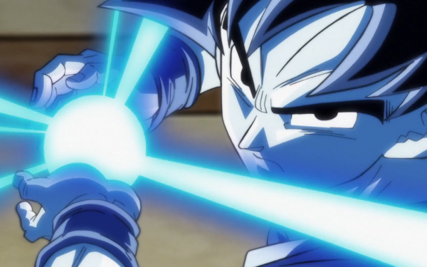 Anime Dragon Ball Super Dragon Ball Goku Kamehameha HD Wallpaper | Background Image
