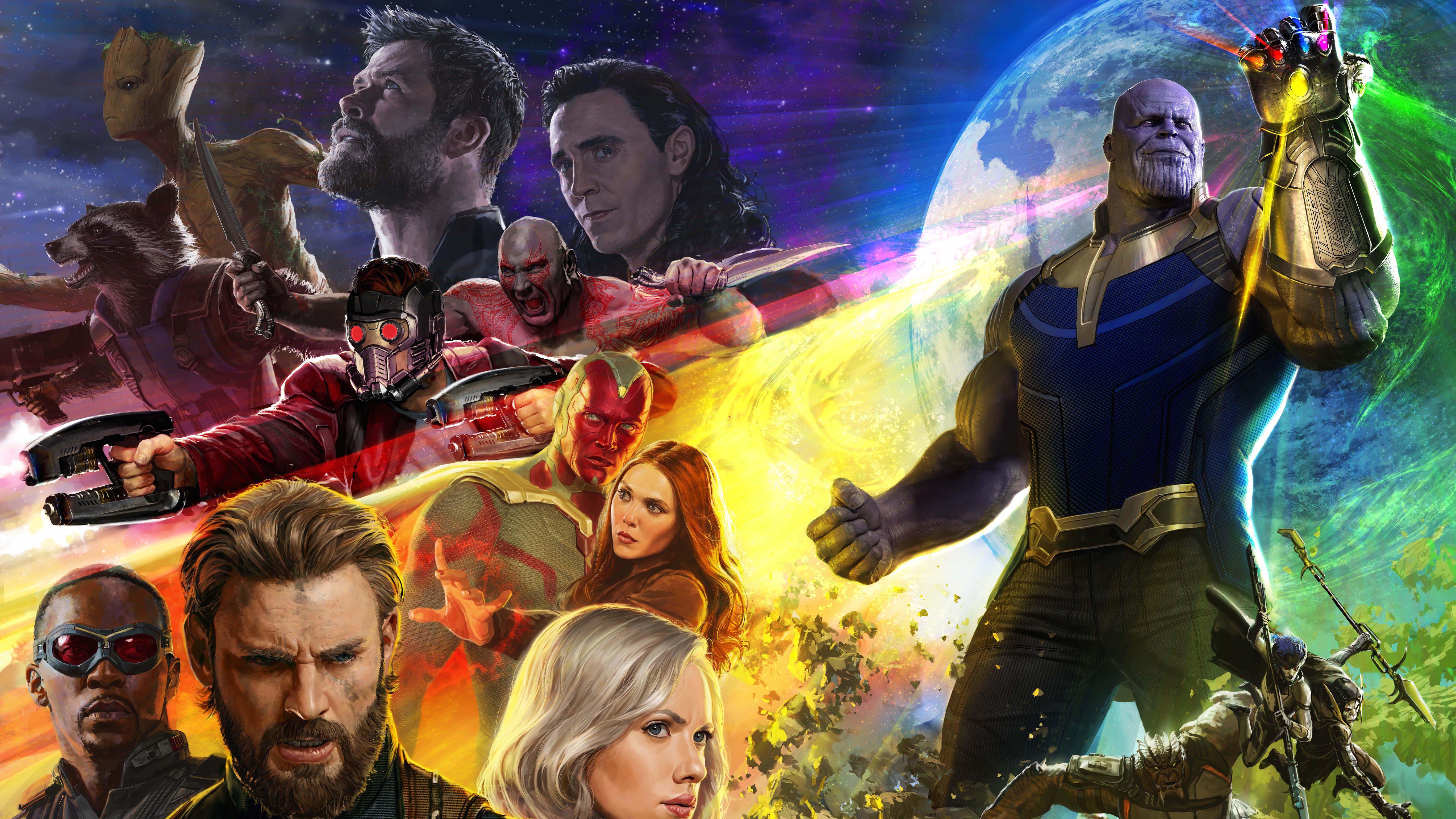 Must see Vision Wanda Infinity War Wallpaper - 887224  Photograph_949617 .jpg