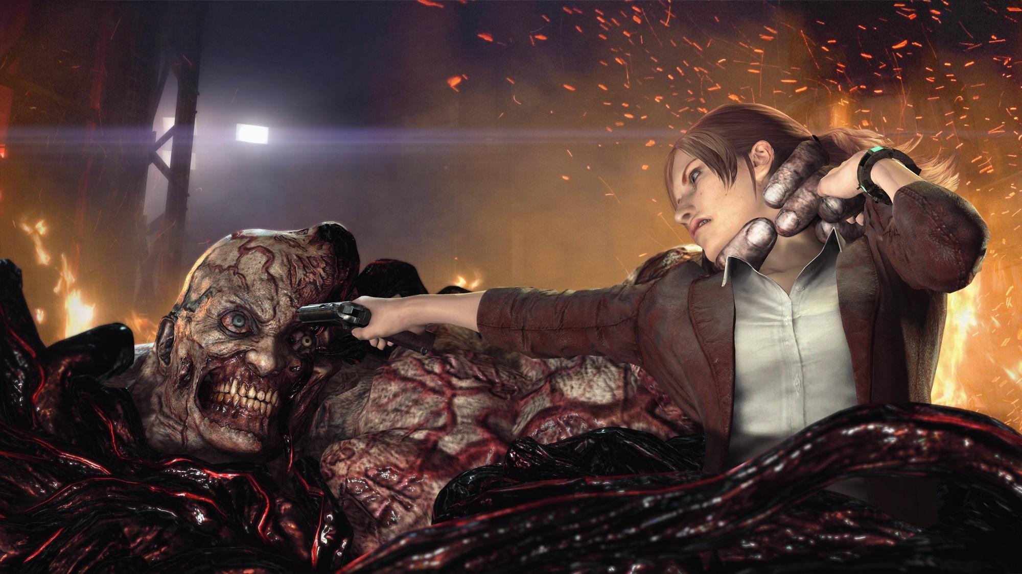 Resident Evil Revelations 2 Hd Wallpaper Background Image