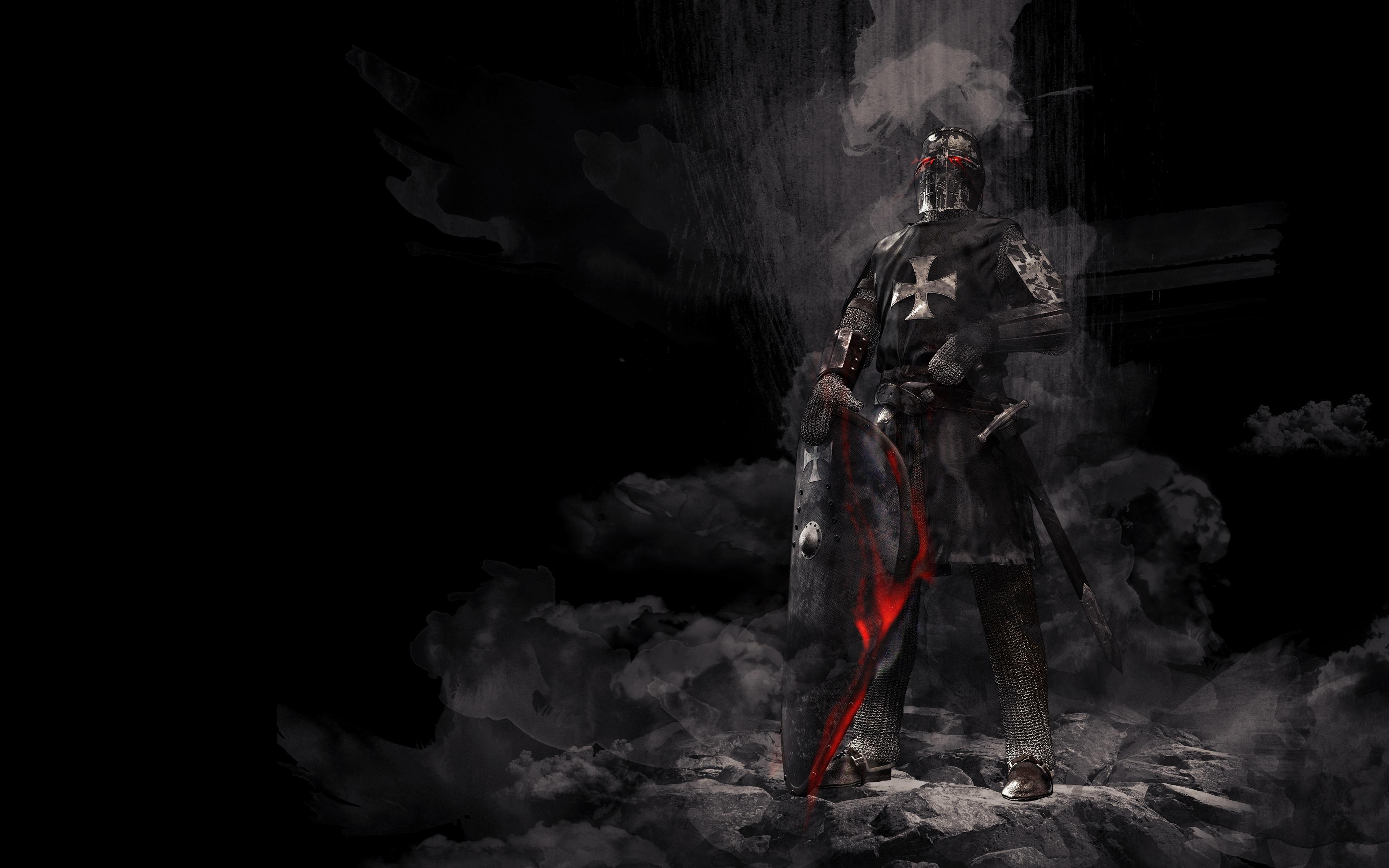 Dark Knight 4k Ultra HD Wallpaper And Background Image