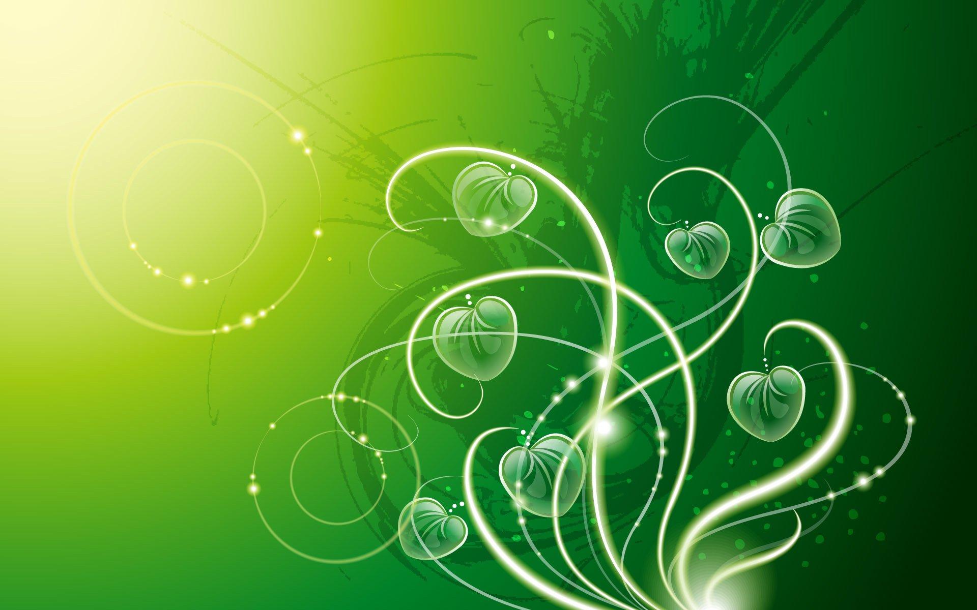 Artistic - Artistic  Green Wallpaper