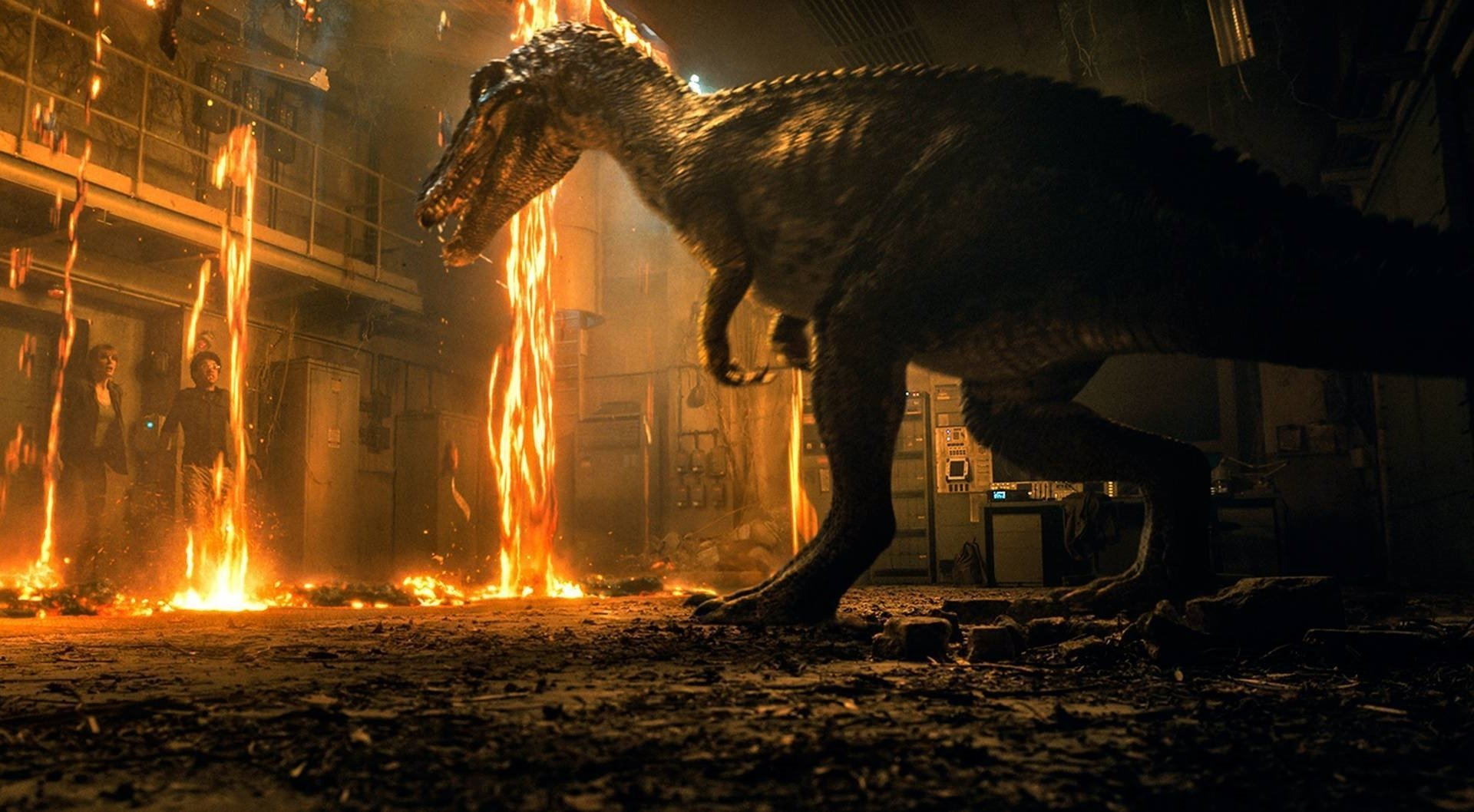 3 Jurassic World Fallen Kingdom HD Wallpapers Backgrounds