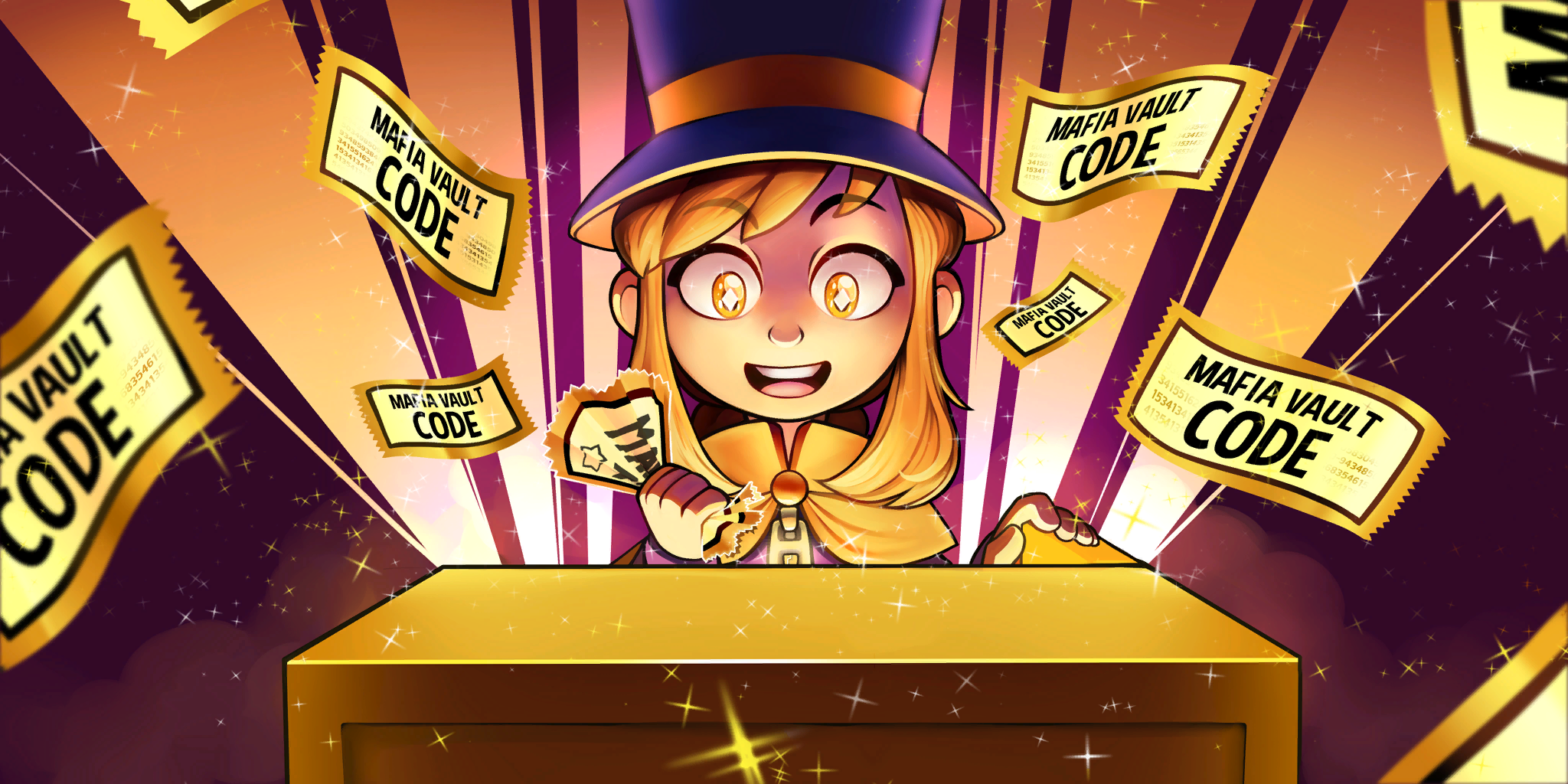 A Hat in Time Wallpaper and Background Image   2048x1024 ...