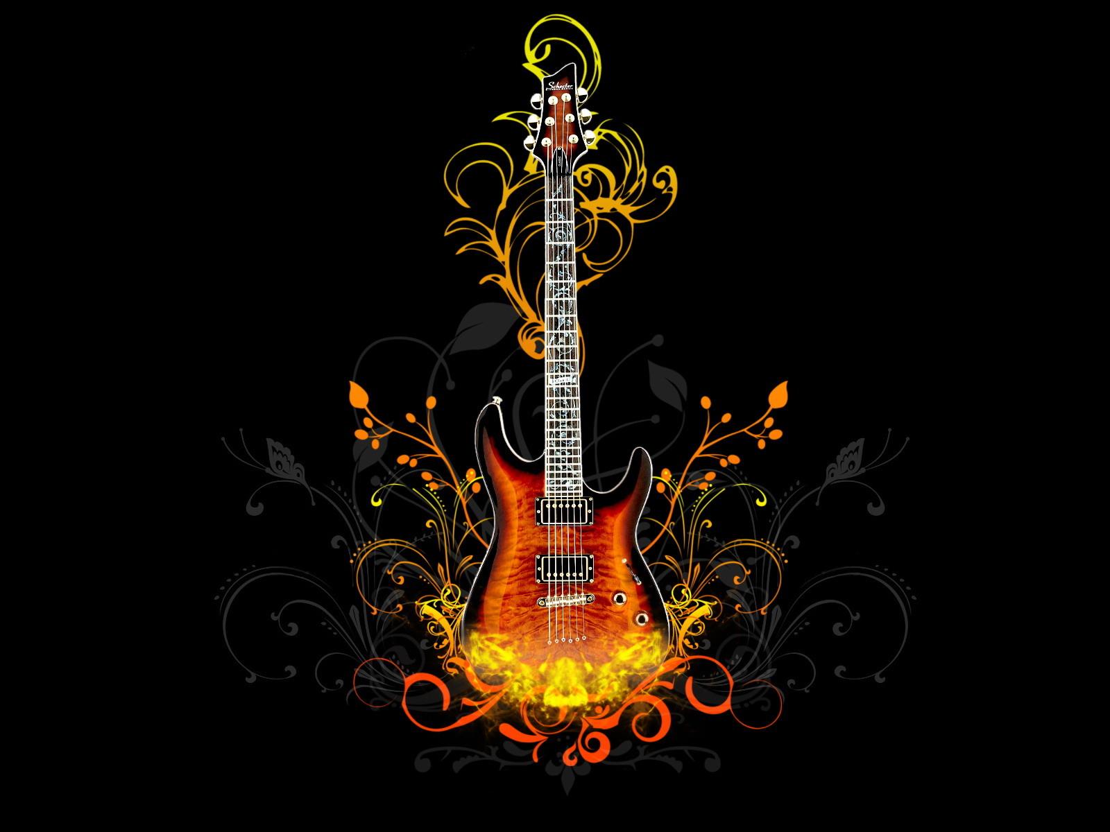 Music - Artistic  Wallpaper