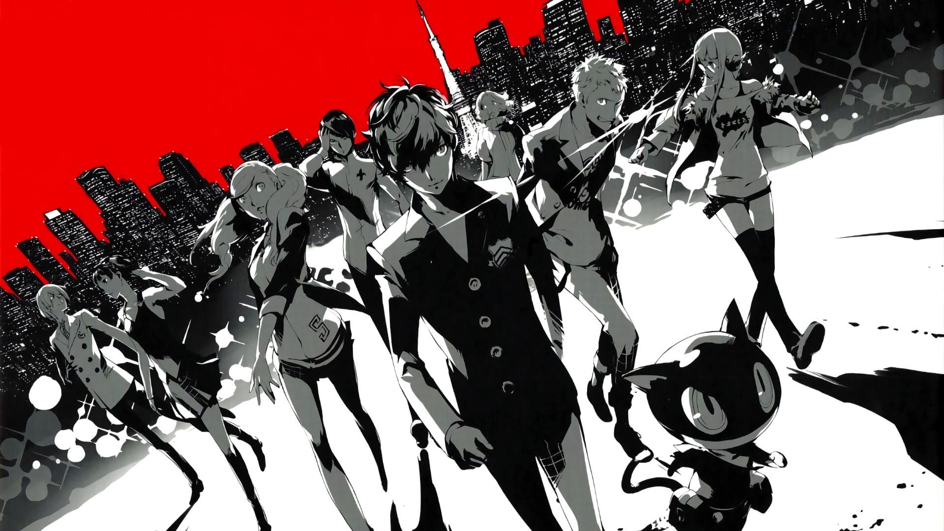 Video Game - Persona 5  Persona Wallpaper
