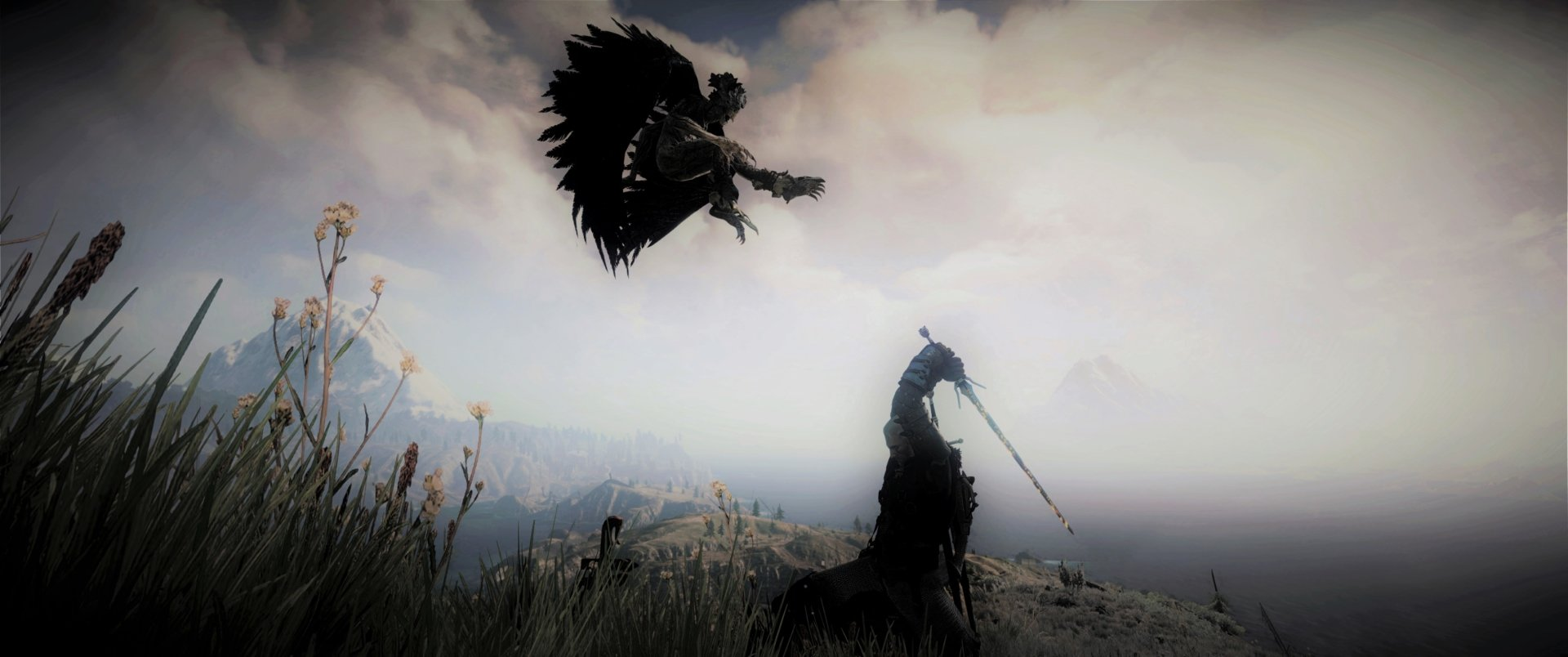 Video Game - The Witcher 3: Wild Hunt  Fantasy Wallpaper