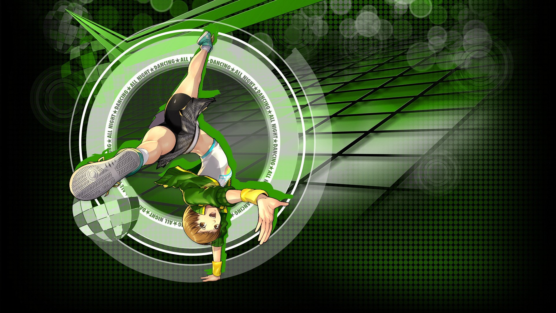 Chie Dance Hd Wallpaper Background Image 1920x1080 Id